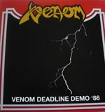 venom black metal deadline demo 1986