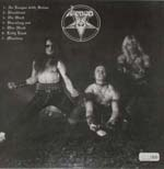 venom black metal collection split album bathory