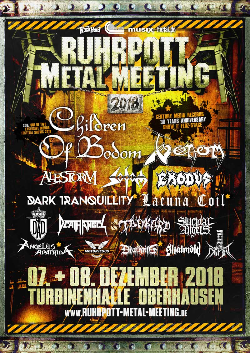 venom black metal collection homepage ruhrpott metal meeting