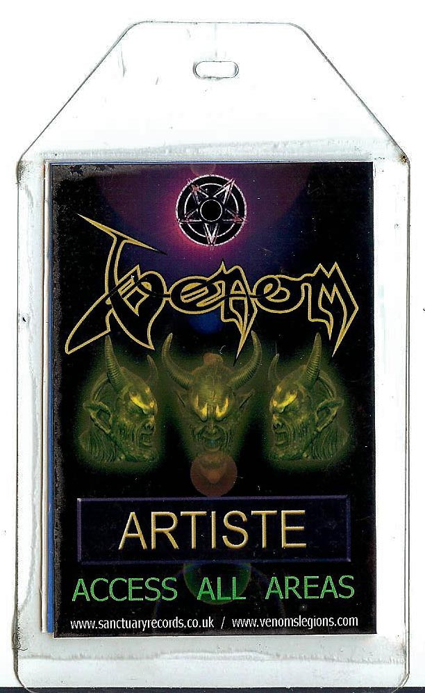 venom black metal 2007 pass