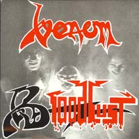 venom black metal bloodlust 1982