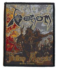 venom fallen angels patch