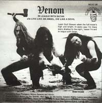 venom black metal collector