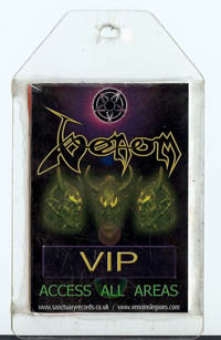 venom black metal tour pass