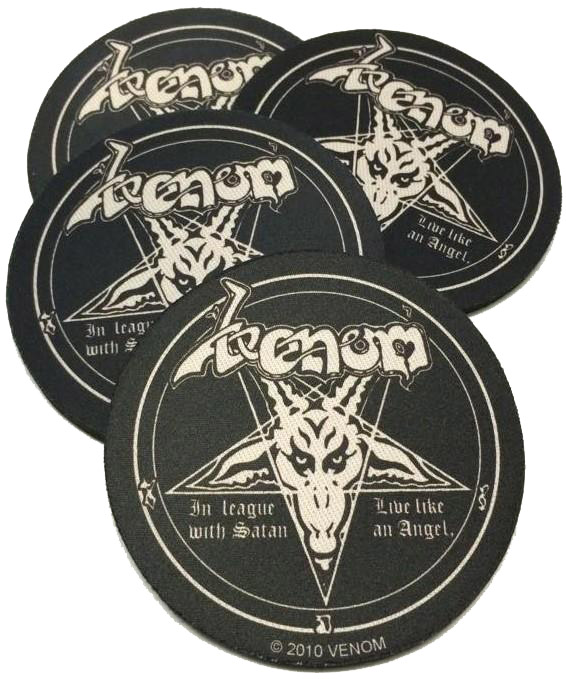 venom black metal collection homepage drinkcoasters