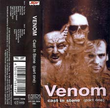 Venom Tapes Collection rare tape