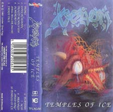 venom temples of ice tape england