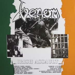 venom irish assault bootleg picture