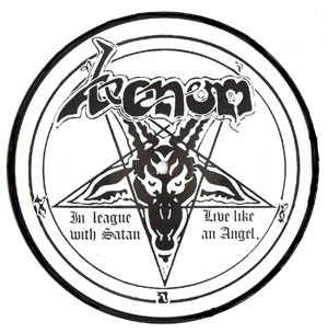 In Leauge With Satan Bootleg Picture Disc