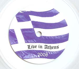 Live In Athens 2008 Bootleg Single