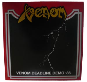 venom black metal deadline demo
