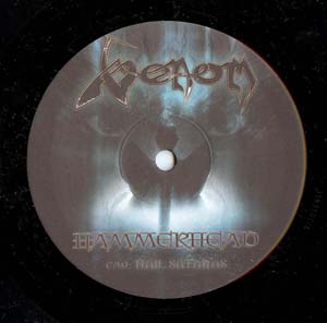Venom hammerhead 10 single 2011