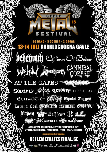 venom black metal collection homepage gefle metal fest 2018