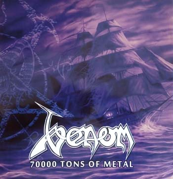 70.000 Tons Of Metal Venom bootleg 2012