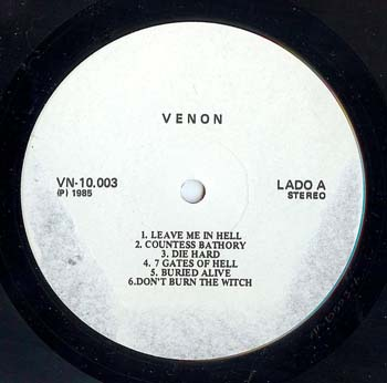 venom black metal 7 date of hell bootleg