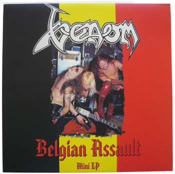 venom black metal Belgian Assault bootleg picture