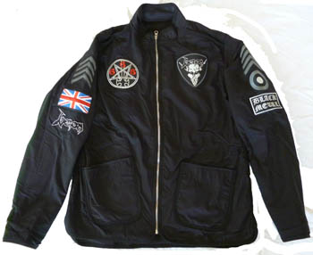 venom flight jacket