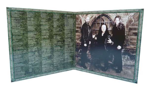venom falle angels gatefold