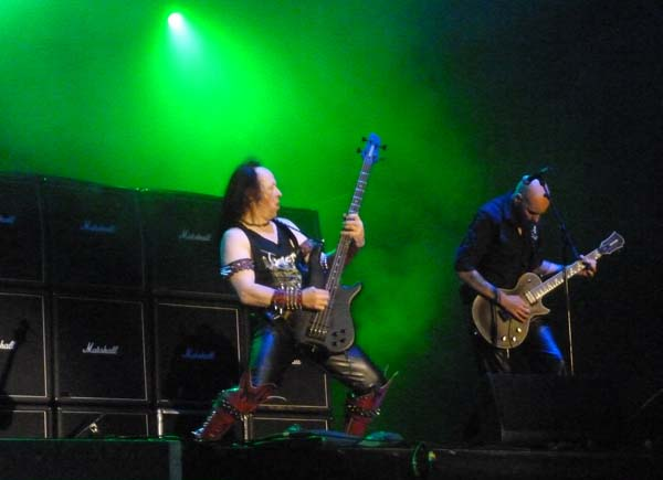 Bang Your Head review Venom 2012