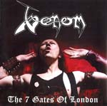 venom black metal 7 gates of london 1984 bootleg hammersmith single