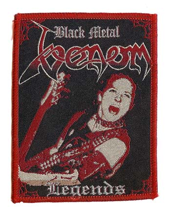 venom black metal collection homepage patch