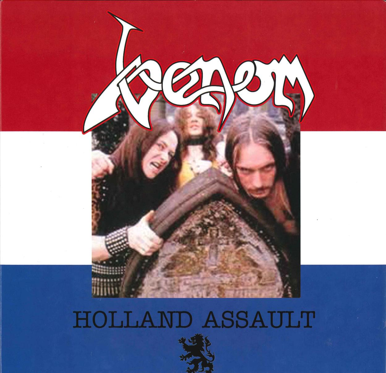 venom black metal holland assault