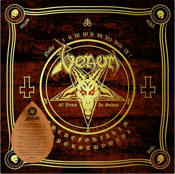venom black metal in nomine satanas box