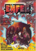 Venom enfer magazine