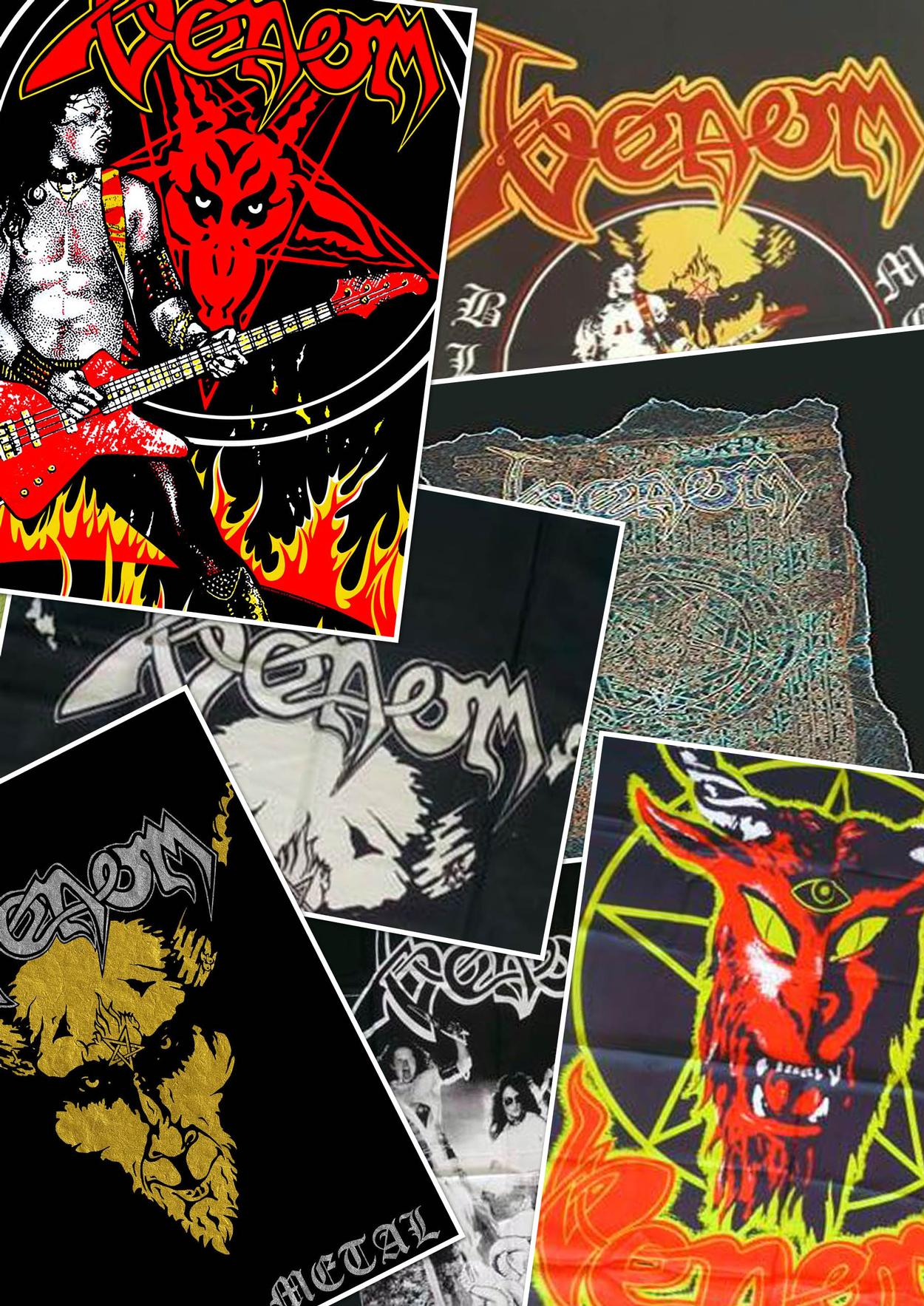 venom black metal collection homepage posters
