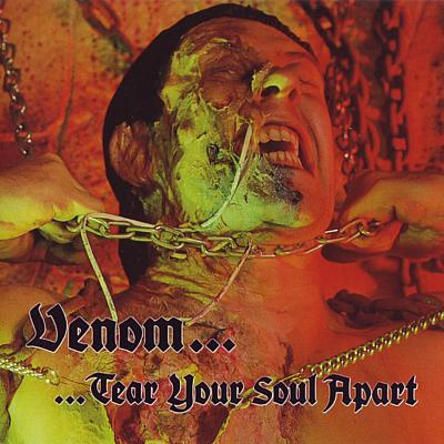 Venom Black Metal rare CD collection tear your soul