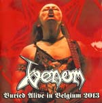 venom buried alive in belgium 2013 bootleg single legions