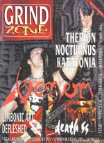 venom black metal magazine cover cronos magazine