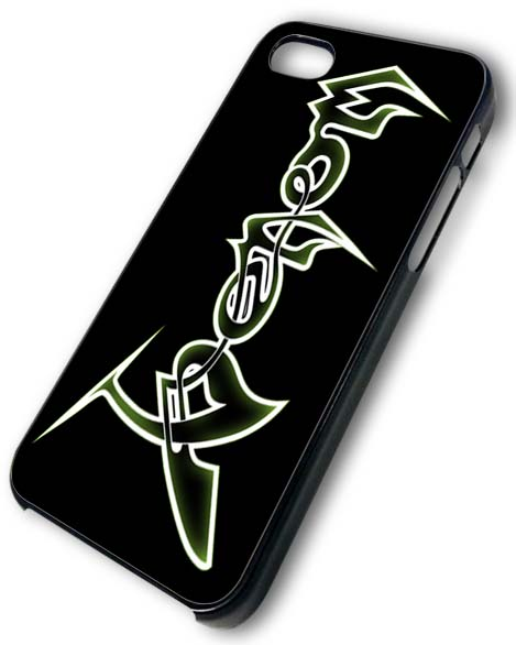venom black metal iphone case cover