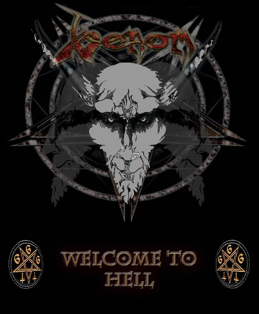 venom black metal collection homepage