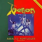 venom black metal portuguese Assault bootleg vinyl album