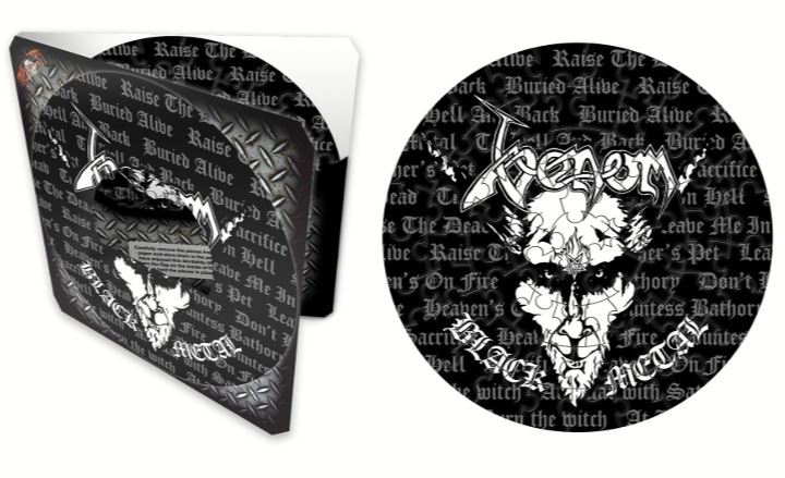 venom black metal jigsaw