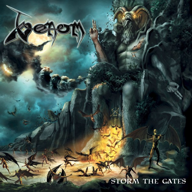 From The Very Depths Venom album review black metal