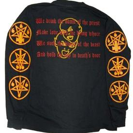 venom black metal shirt 1996