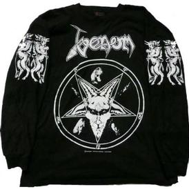 venom black hell shirt