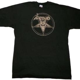 venom welcome to hell shirt 2007 tour
