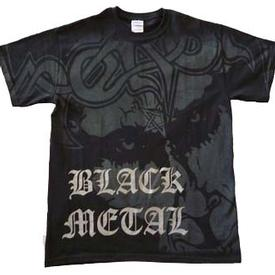 venom black metal official 2012 shirt