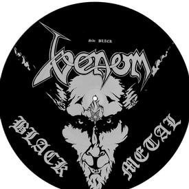 venom black metal picture disc