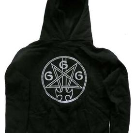 venom black metal collection homepage zipper hoddie
