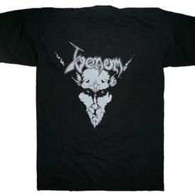 venom black metal old shirt rare