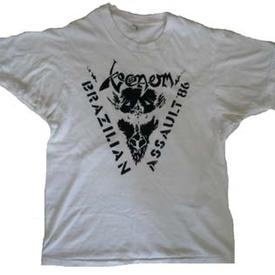 venom black metal old rare shirt
