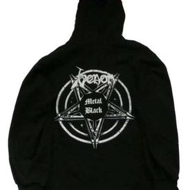 venom black metal HODDIE