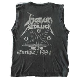 venom black metal europe shirt 1984 rare
