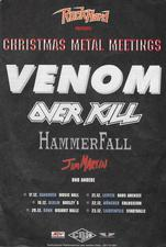 venom black metal christmas metal meeting cancelled 1997 tour