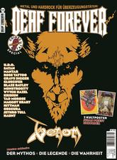 venom black metal deaf forever magazine 2018
