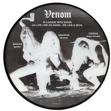 venom in leauge with satan bootleg